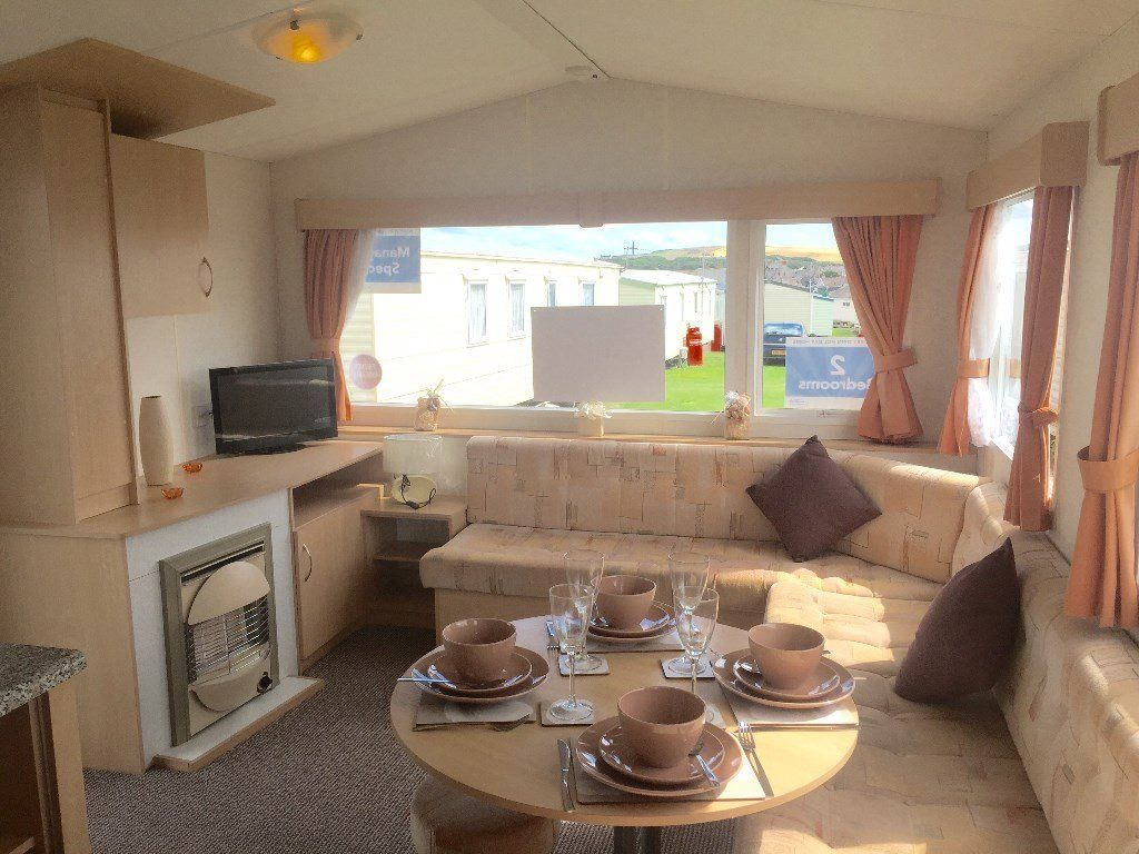 Bargain Caravan For Sale, Sea Views With Swimming Pool Access, Near Haggerston & Berwick – Eyemouth
