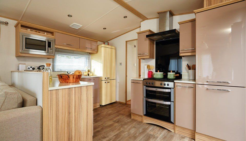 Stunning Caravan For Sale, Sea-Views & Swimming Pool, Near Haggerston & Berwick, Scottish Borders