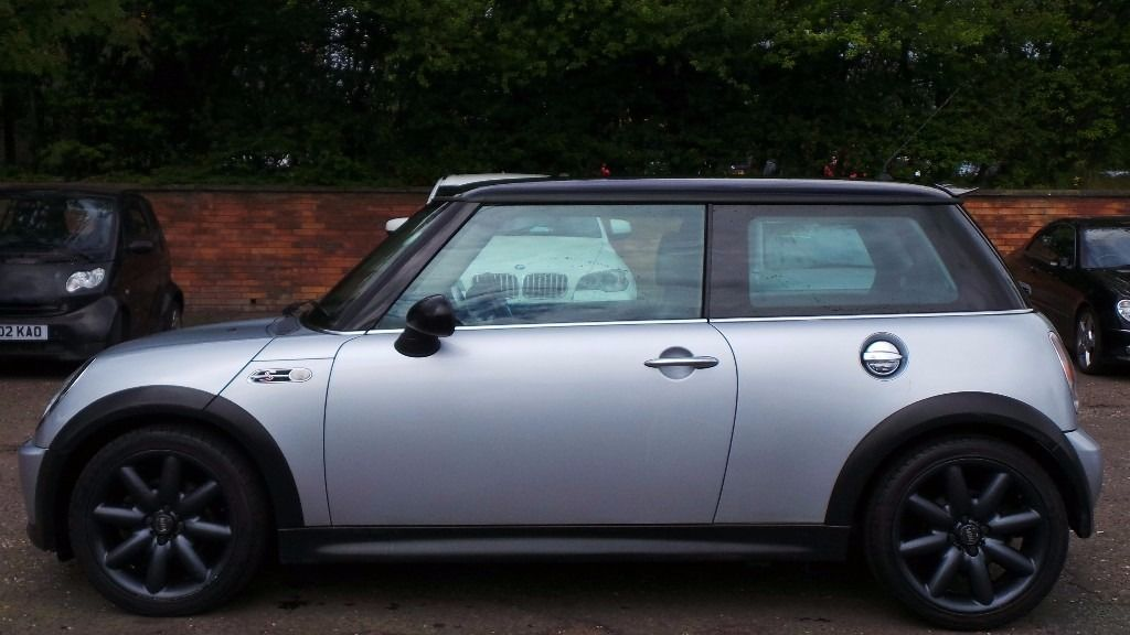 2003 MINI COOPER S 1.6 SUPERCHARGED ENGINE MOT 3/17 (PART EX WELCOME)