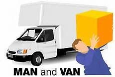 MAN AND VAN FOR HIRE/ CHEEP RATES !!!!!!