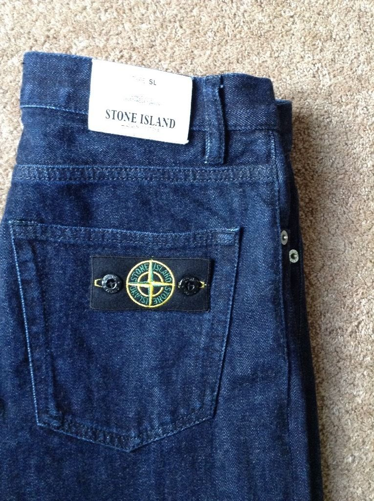 Stone Island Jeans (age 13/14)