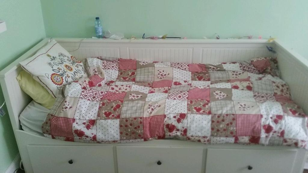 Swap for double bed with storage