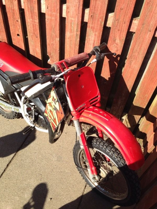 50cc mailguti grizzly 12 sell or swap