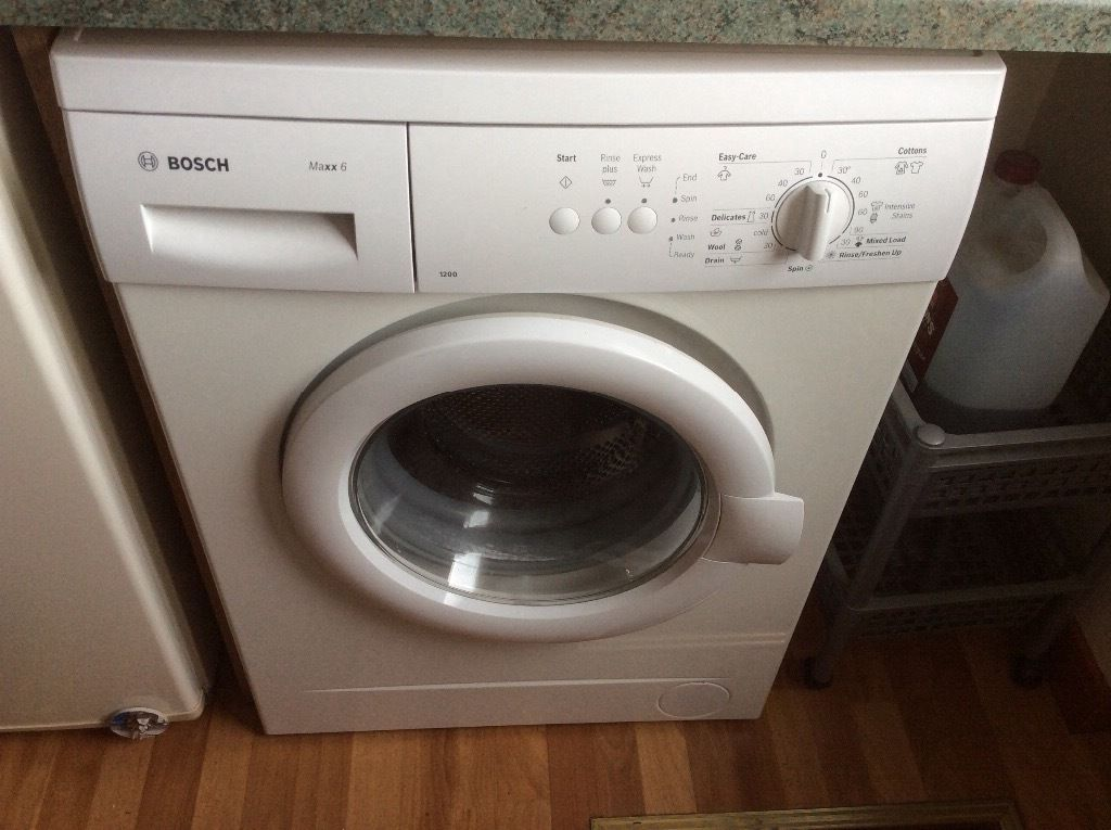 Bosch Washing Machine Turriff