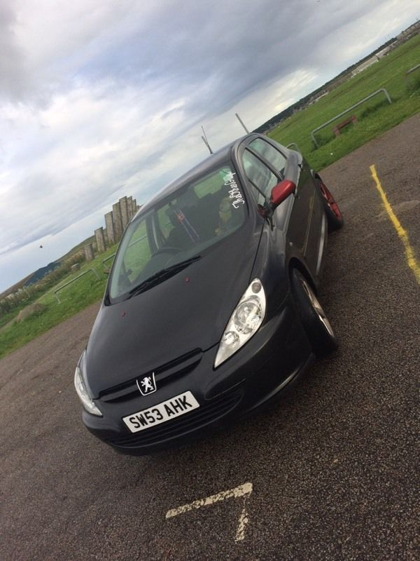 Peugeot 307 for sale or swaps