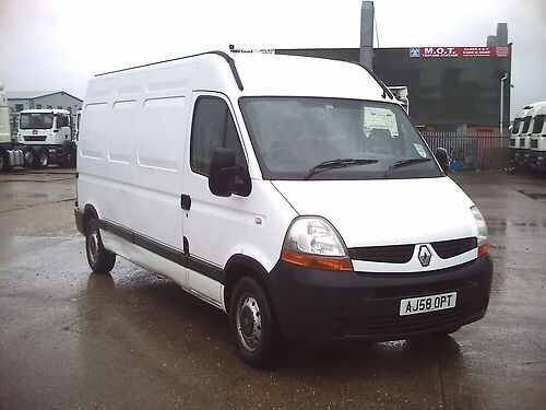 Wanted Renault master for parts
