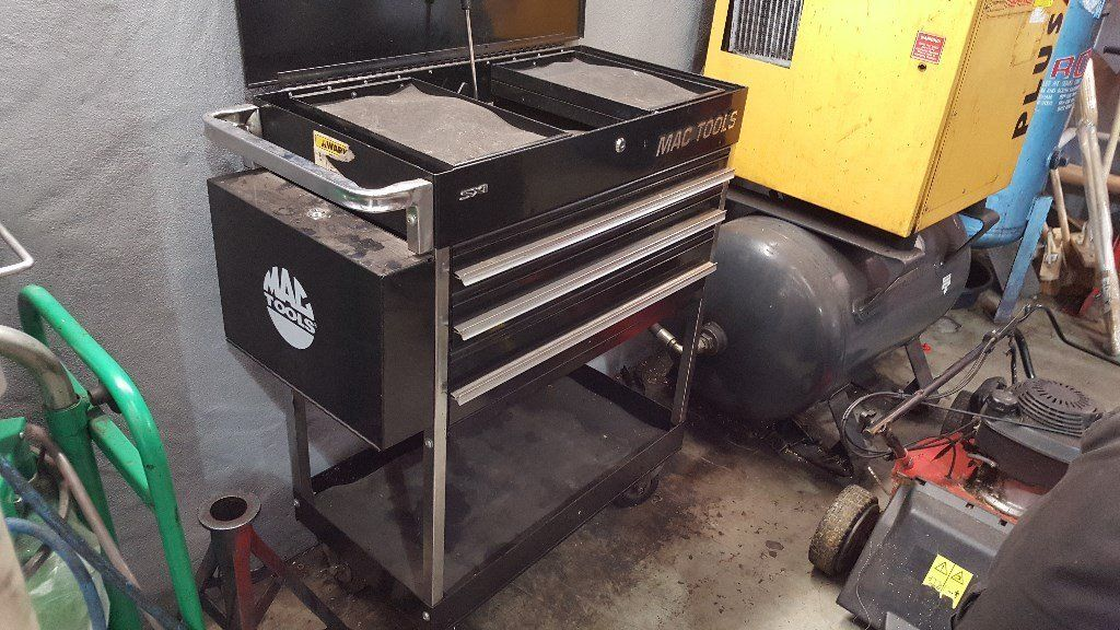 Mac Tools Tool box/Trolley