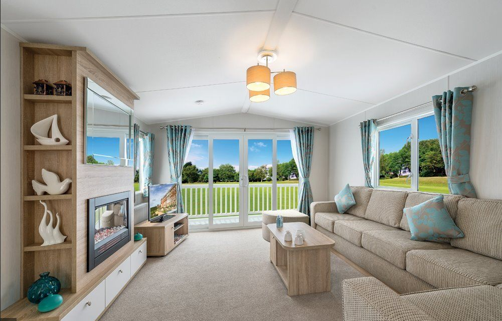 Stunning Pre-Loved Holiday Home On 5 Star Park For Sale