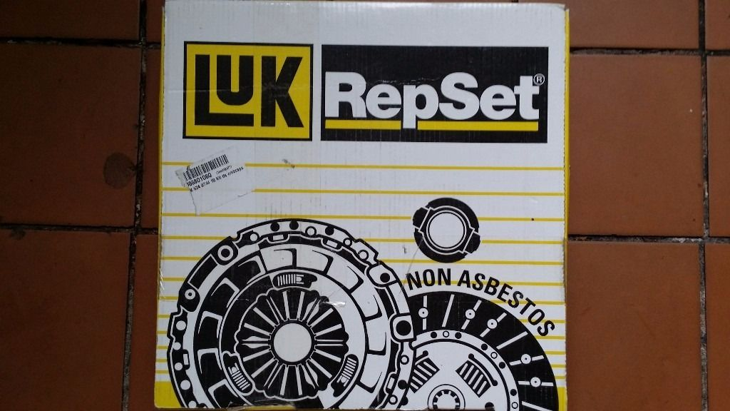 LDV DAF 400 Luk Clutch kit BNIB