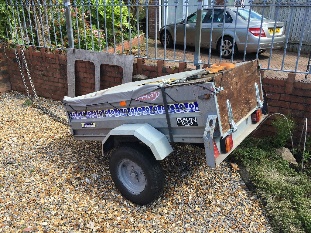 Car Trailer open to offers!