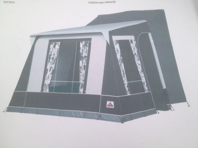 dorema drive away awning