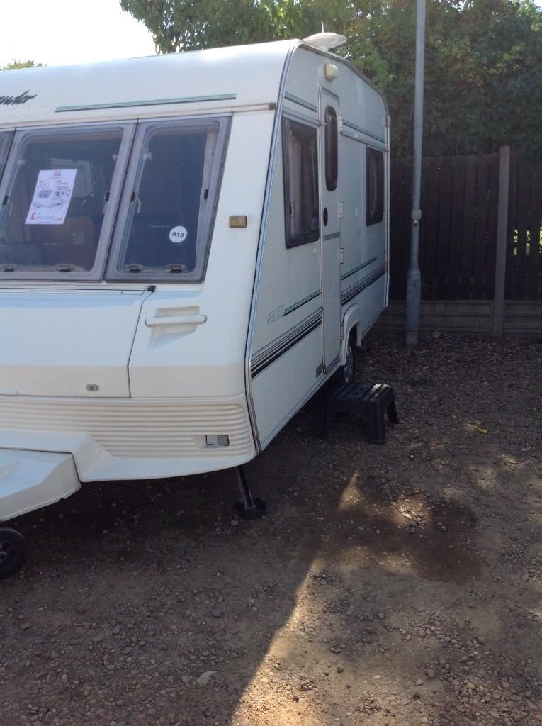 Abi marauder sportique 420 et 1996 5 berth with full awing
