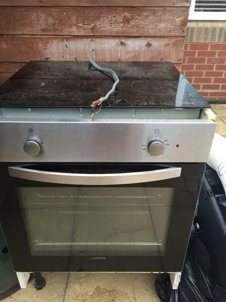Lamona intergrated cooker
