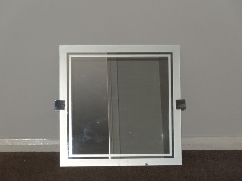 NEXT bathroom mirror (with fixings)