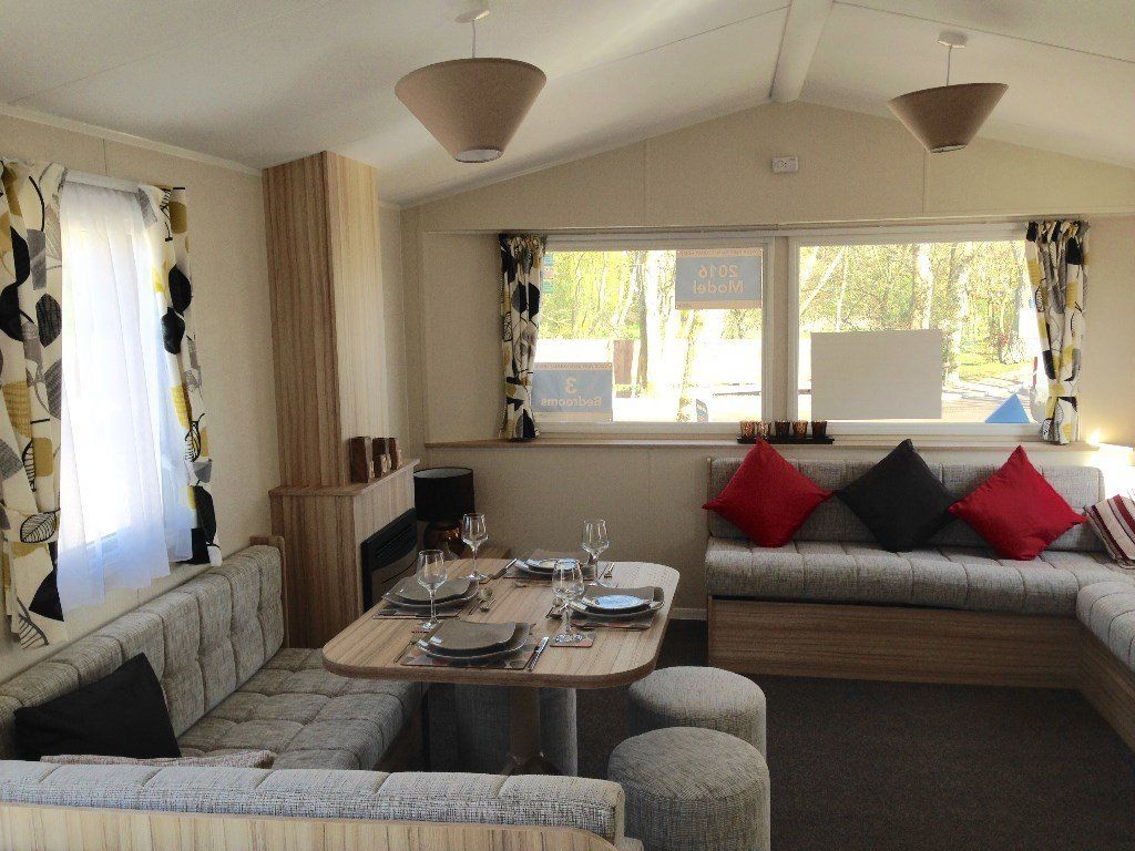 STYLISH HOLIDAY HOME NOW REDUCED FOR A QUICK SALE 3 BEDROOM GCH