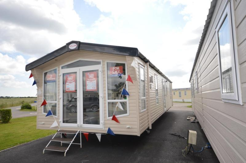 Static Caravan Steeple, Southminster Essex 2 Bedrooms 6 Berth Atlas Status 2016