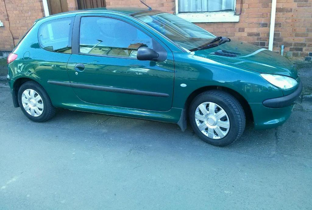 Car for sale or swap- 2002 PEUGEOT 206