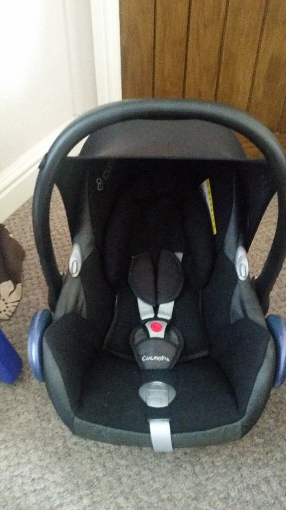 maxi cosi cabriofix car chair