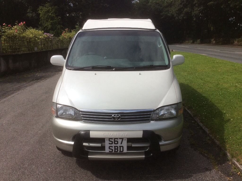 1998 Toyota granvia diesel automatic in Cockermouth.