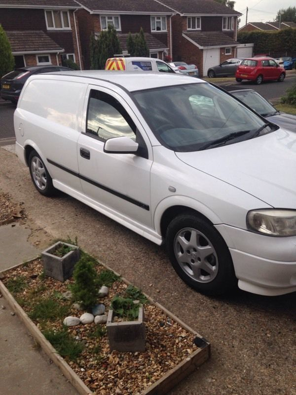 2003 Vauxhall Astra. OFFERS/SWAP