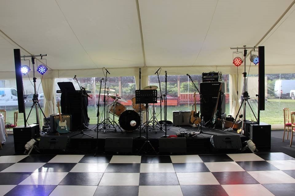 Bandshop Hire - PA, Sound System & Lighting Hire. The Small Event Specialists!
