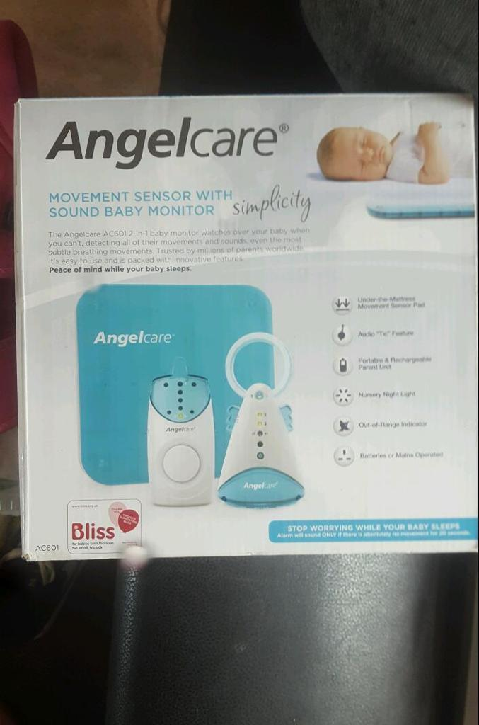 Angel care movement and some monitor