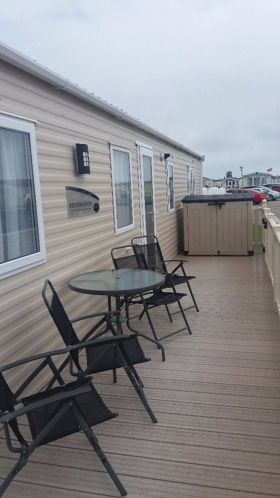 LUXURY 2014 Regal Kensington on sought after Prime Pitch at West Sands, Selsey for SALE