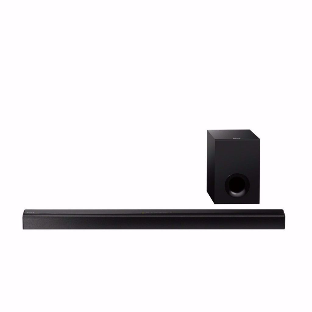Sony HT-CT80 2.1 Channel Sound Bar with Virtual Sound System (80 W, Bluetooth and NFC). Like NEW.
