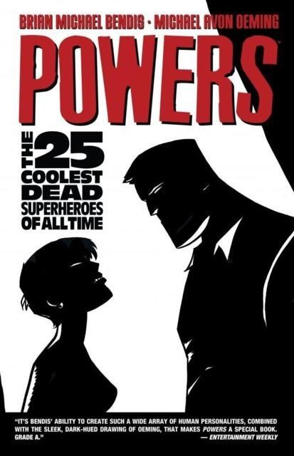 Graphic Novel - The 25 Coolest Dead Superheroes of All Time Paperback