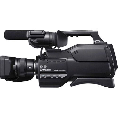 Sony HXR-MC1500E shoulder mount pal AVCHD camcorder + Camlink TPVIDEO1 tripod
