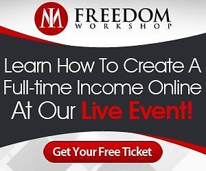 Totally Free 2 hr. Manchester Workshop on how to create full-time income online.