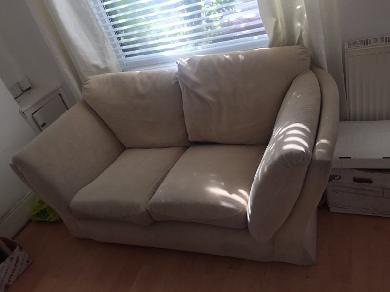 2 sofas for sale.