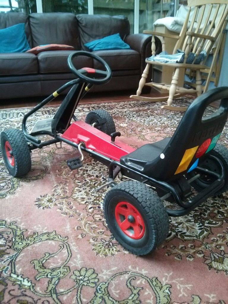 Child's go cart