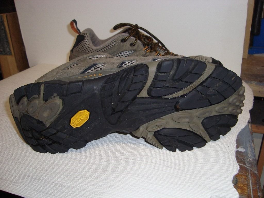 MERRELL Moab Trekking Shoes FOR SALE