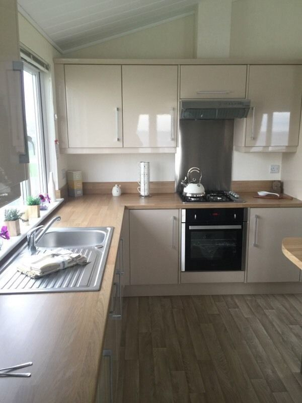 STATIC CARAVAN FOR SALE AT CRIMDON DENE nt SANDY BAY , BERWICK , DURHAM , HAGGERSTON ,