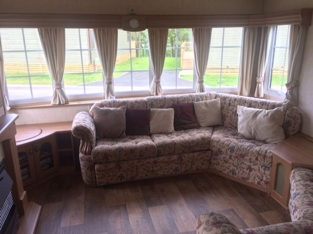 Static Caravan For Sale On Riverside Leisure Park In Wooler Northumberland