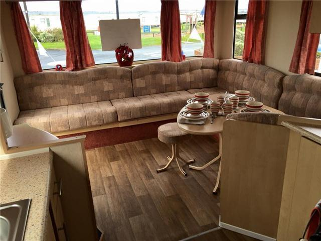 Static caravan for sale 2005 at Sandy Bay, North Seaton, Northumberland