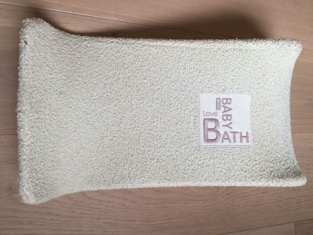 Baby Bath Support - Reclining Rest