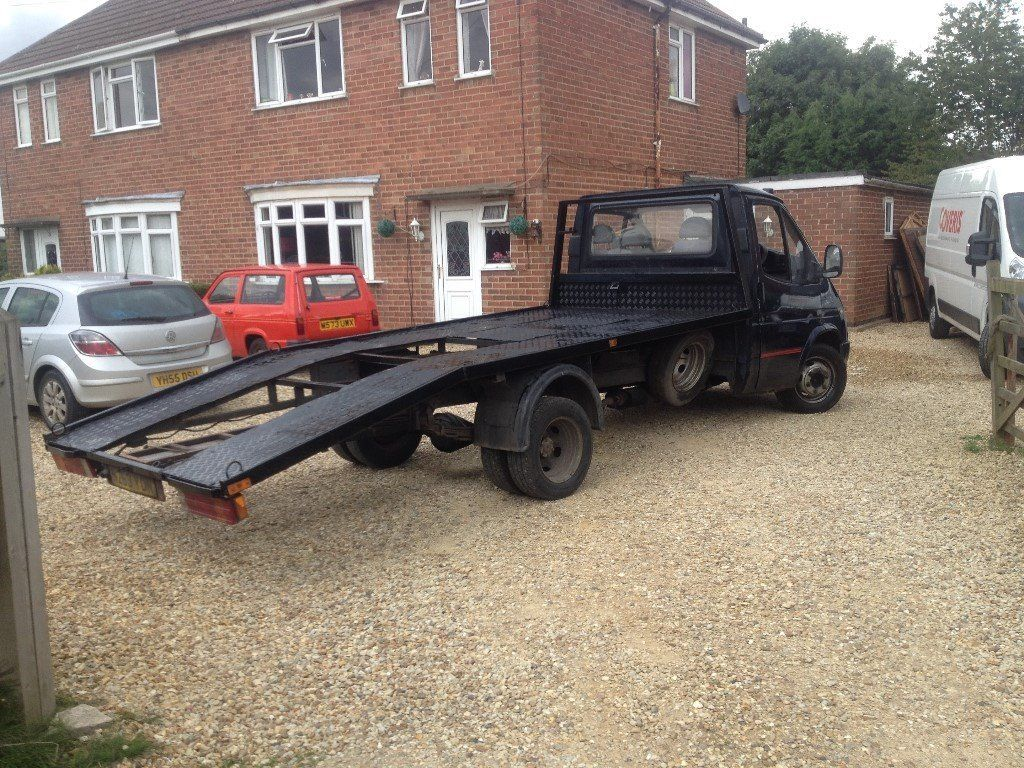 1996 ford transit 190 lwb recovery