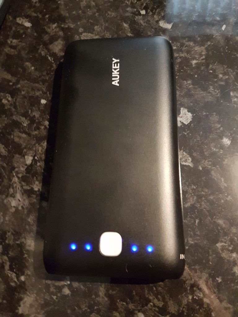 20000mah (20 amp) Portable power bank