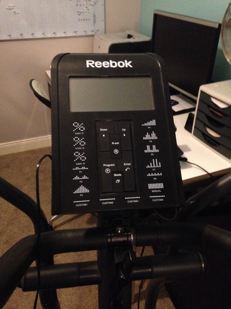Cross trainer / bike (Reebok)