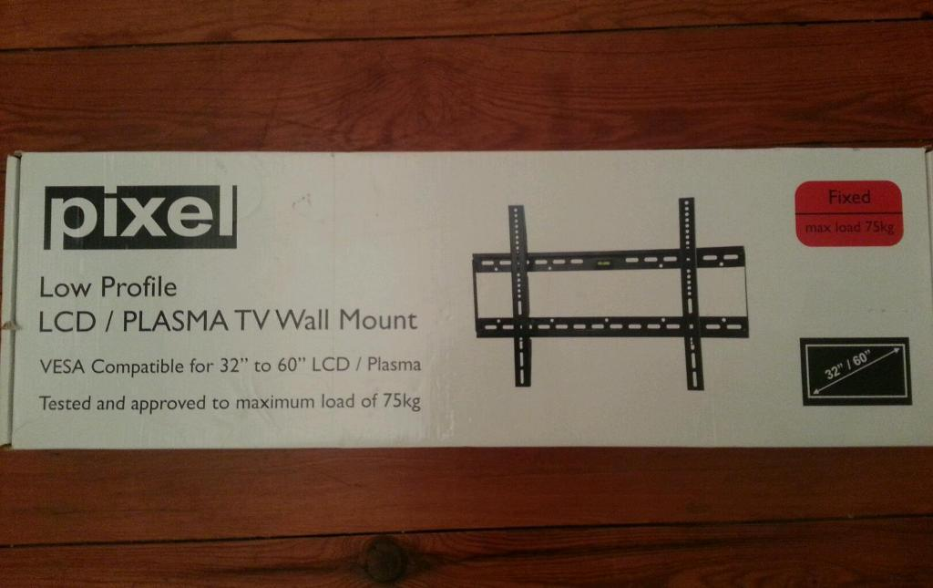 NEW Boxed TV Wall Mount