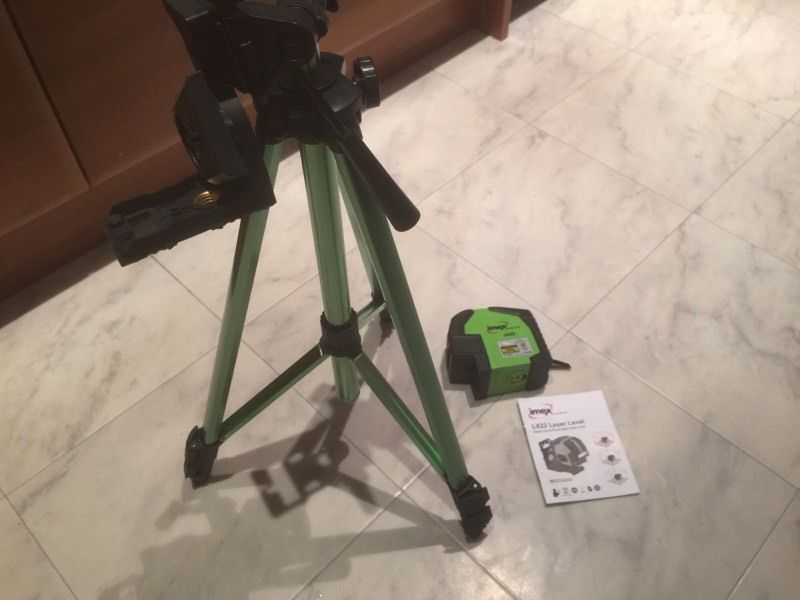 Laser level ( never been used)