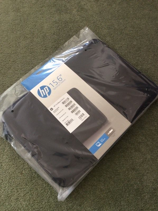 "HP 15.6"" laptop case"