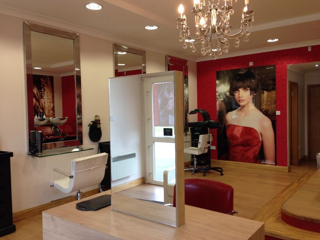 Busy, Bishopbriggs L'Oreal Professional Salon Recruiting
