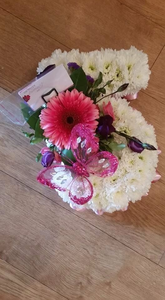 Specialist Funeral Florist, Free Delivery Bespoke designs
