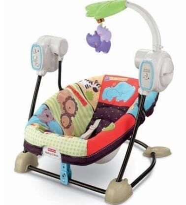Fisher-Price space saver baby swing/seat