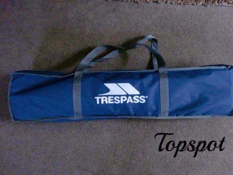 TresPASS camping Single Bed