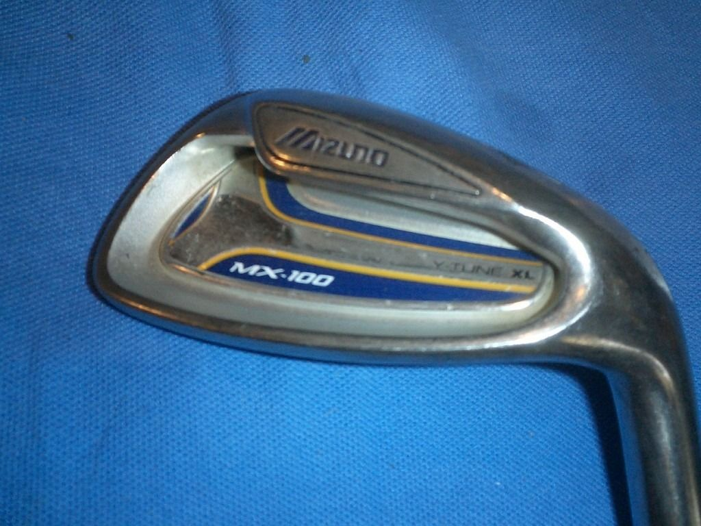 mizuno mx100 reg graphite 5 to sw