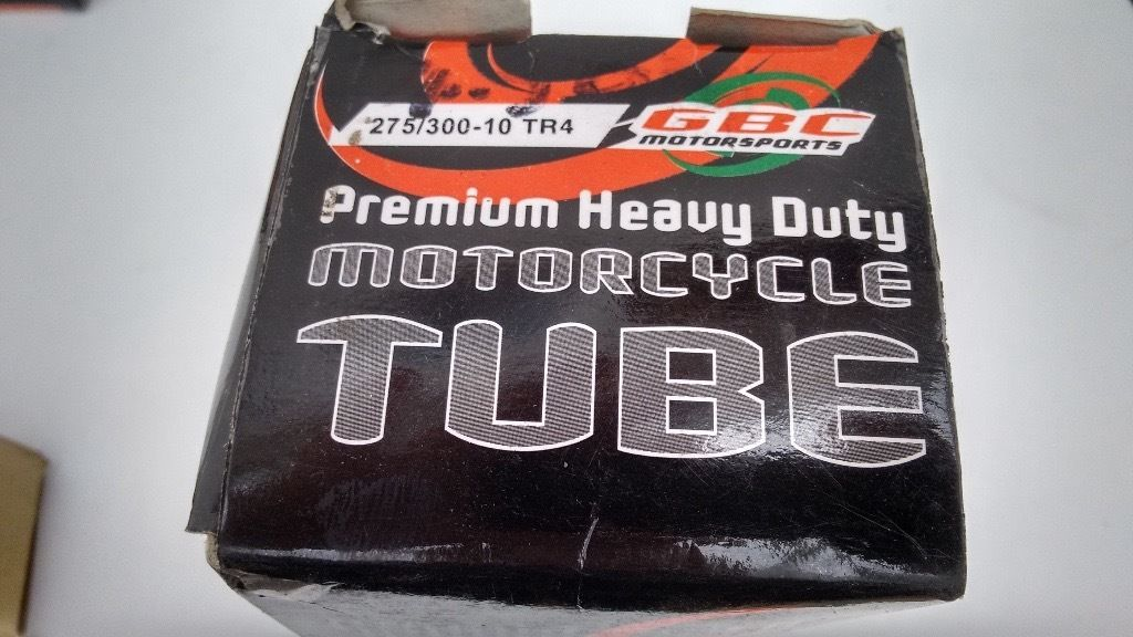 Motorcycle Tube Premium Heavy Duty